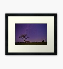 """""""Stellar Evening At The Rocks"""" Framed Print"""