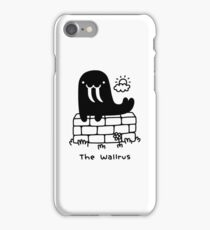 The Wallrus iPhone Case/Skin