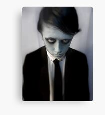 Halloween nightmare Canvas Print