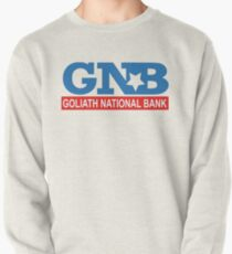 Sudadera sin capucha Goliath National Bank