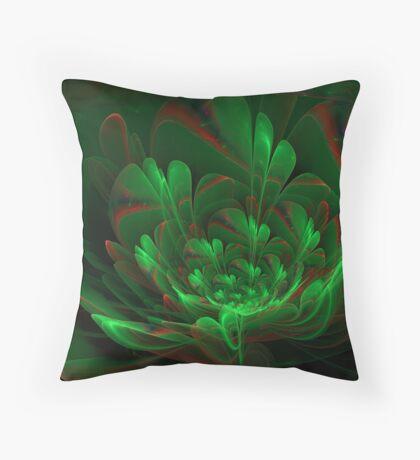 Pretty Flower For Paul Throw Pillow