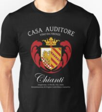 Vino Auditore  T-Shirt