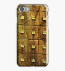 Pharmacy Counter iPhone Case/Skin