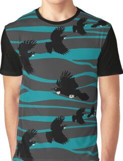 Tuis and the Blue Ocean Graphic T-Shirt