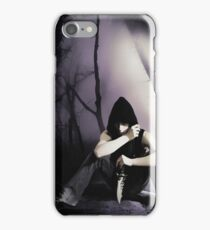 In da hood iPhone Case/Skin
