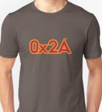 The Answer in Hexadecimal T-Shirt