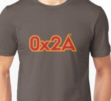 The Answer in Hexadecimal Unisex T-Shirt