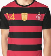 WSW Champions League Home Graphic T-Shirt