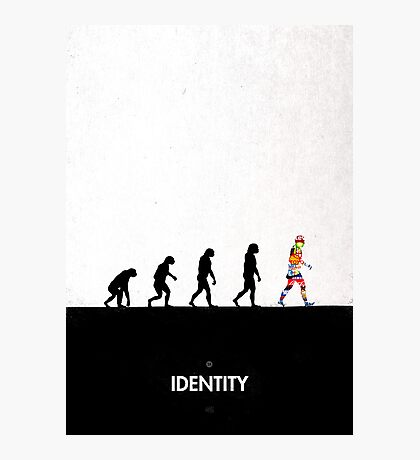 99 Steps of Progress - Identity Photographic Print