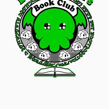 L'il Leviathan's Book Club by CharmerPantsOff