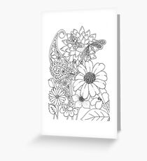 Adult Coloring Book: Greeting Cards | Redbubble