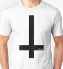 That Logo - Anti Cross Small Logo T-Shirt