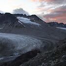 Samuel Glacier by Marty Samis