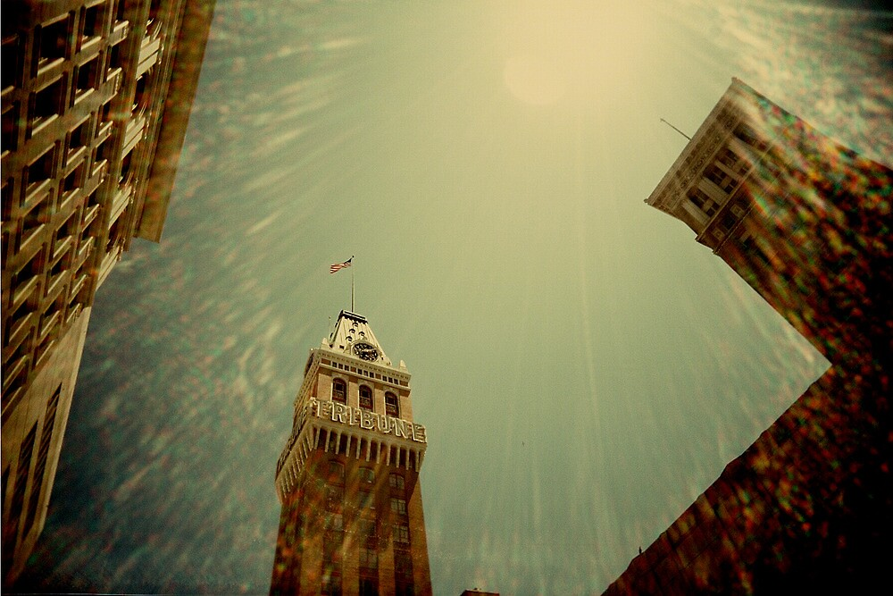 The Tribune Tower by Tara Holland