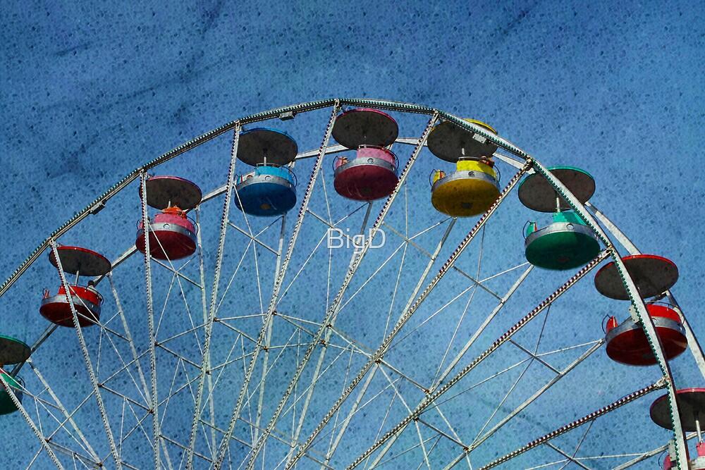 Ferris Wheel by BigD