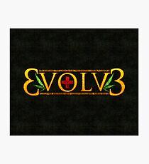 3volv3 HEAL Photographic Print