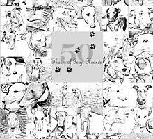 50 shades of Greyt Hounds V2 by GreyhoundSN