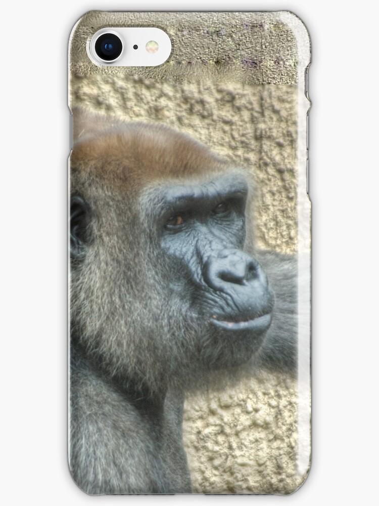 Gorilla by Kevin Gallagher