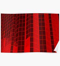 Matrix Red Poster