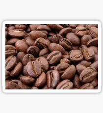 Roasted Coffee Beans Sticker