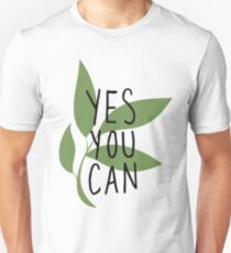 TK Alum Yes You Can T-Shirt