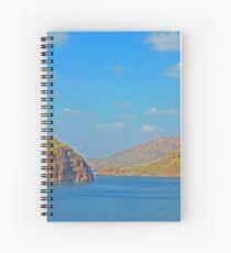 Ord River, Kimberley, Western Australia Spiral Notebook