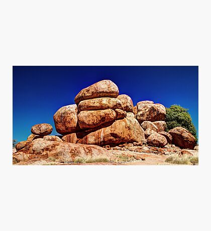 """""""Marbles of the Devil"""" Photographic Print"""