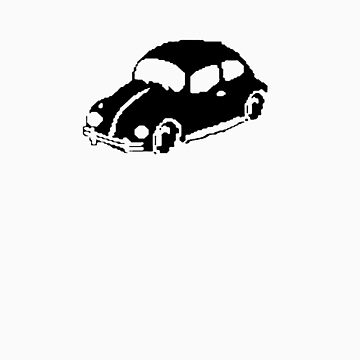 VW Beetle by MrTWilson