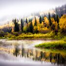 Autumn Serenity by peaceofthenorth
