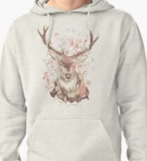 Stag of my Dreams Pullover Hoodie