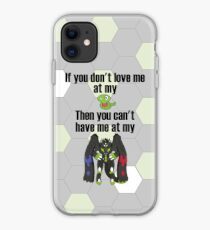 Zygarde - If you don't love me at my Core iPhone Case