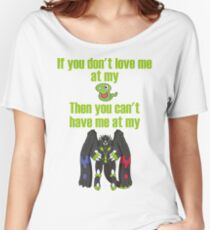 Zygarde - If you don't love me at my Core Relaxed Fit T-Shirt