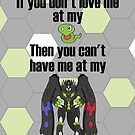 Zygarde - If you don't love me at my Core by vaguelygenius