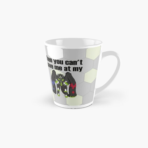 Zygarde - If you don't love me at my Core Tall Mug