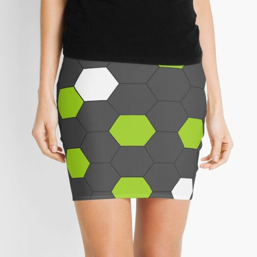 Zygarde - If you don't love me at my Core Mini Skirt