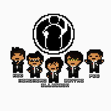 Pixel Invictus Gaming by Pixel-League