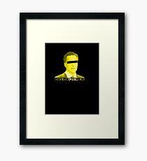 Mitt Romney big brother 2012 Framed Print
