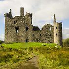 Kilchurn Castle by Chris Thaxter