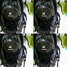 DEUTER TRANSALPINE 25 by slazenger