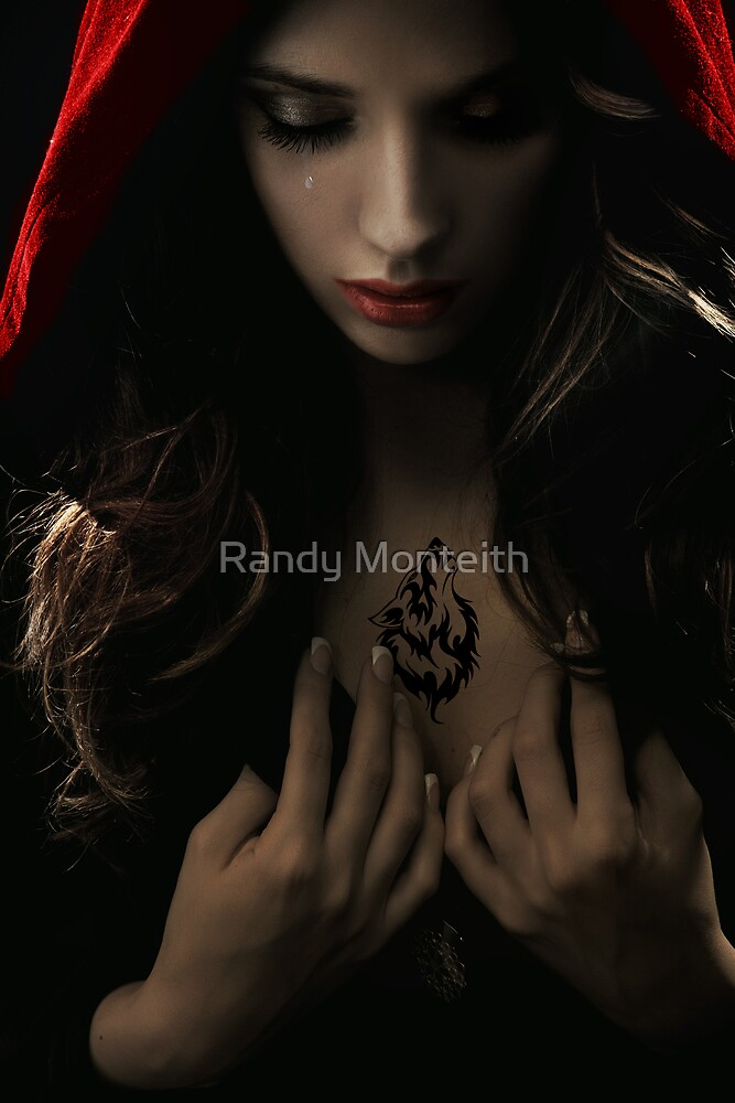 Little Red's Secret by Randy Monteith