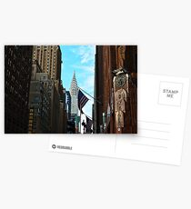 The Empire State Postcards