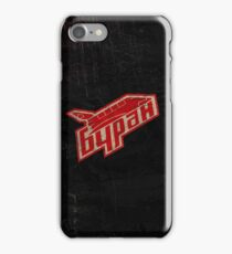 Space Soviet Symbol - V01 iPhone Case/Skin