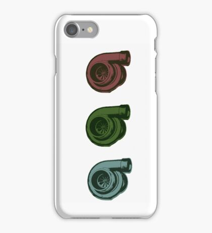 Row Of Turbo's IPhone&IPod Case iPhone Case/Skin