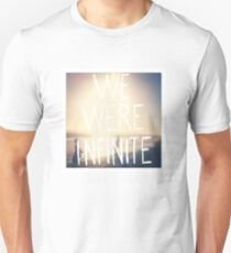 The Perks of Being a Wallflower - We Were Infinite Unisex T-Shirt
