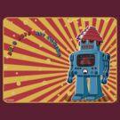 Devo Bots 006 by REMOGRAPHY Remo Camerota