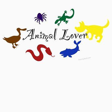 Animal Lover by dinoneill