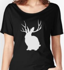 The Rabbit Women's Relaxed Fit T-Shirt