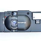 Olympus XA 35mm by Anthony Davey