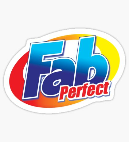 FAB T for Adults Sticker