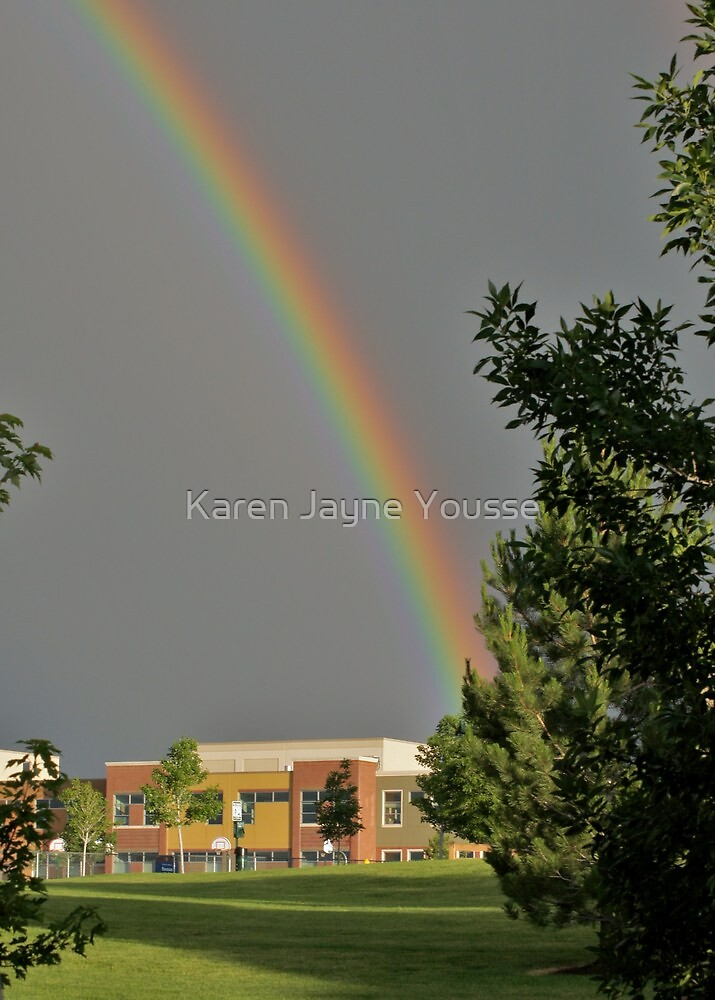 Meiklejohn Elementary is the Pot of Gold by Karen Jayne Yousse